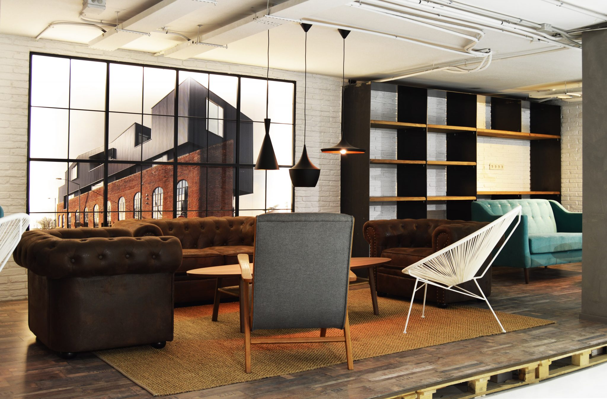Arquitectura / Interiorismo / Hub 1