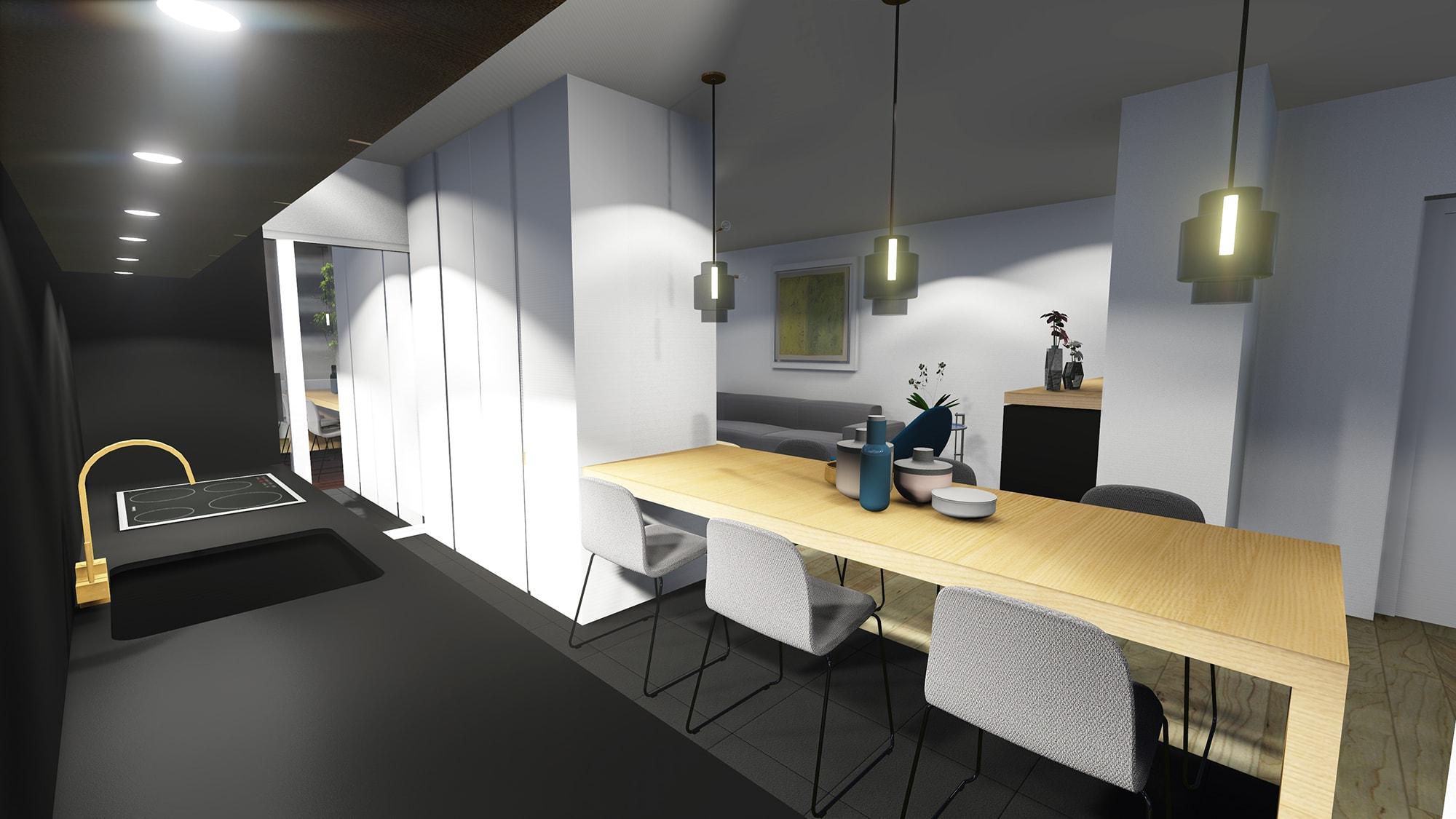 Arquitectura / Interiorismo / Sanchinarro