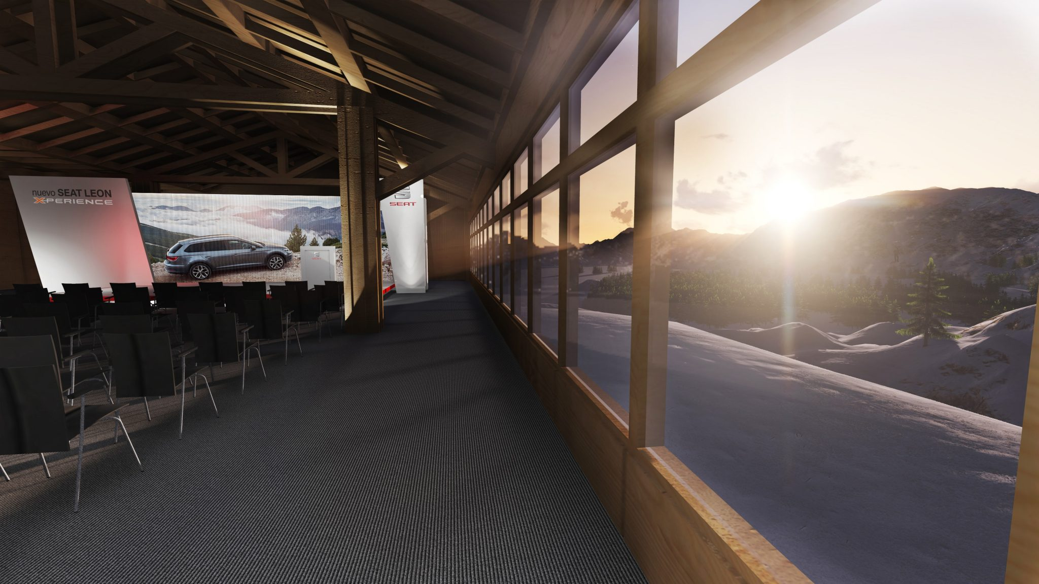 Stands / Eventos / Exposiciones / Seat Andorra