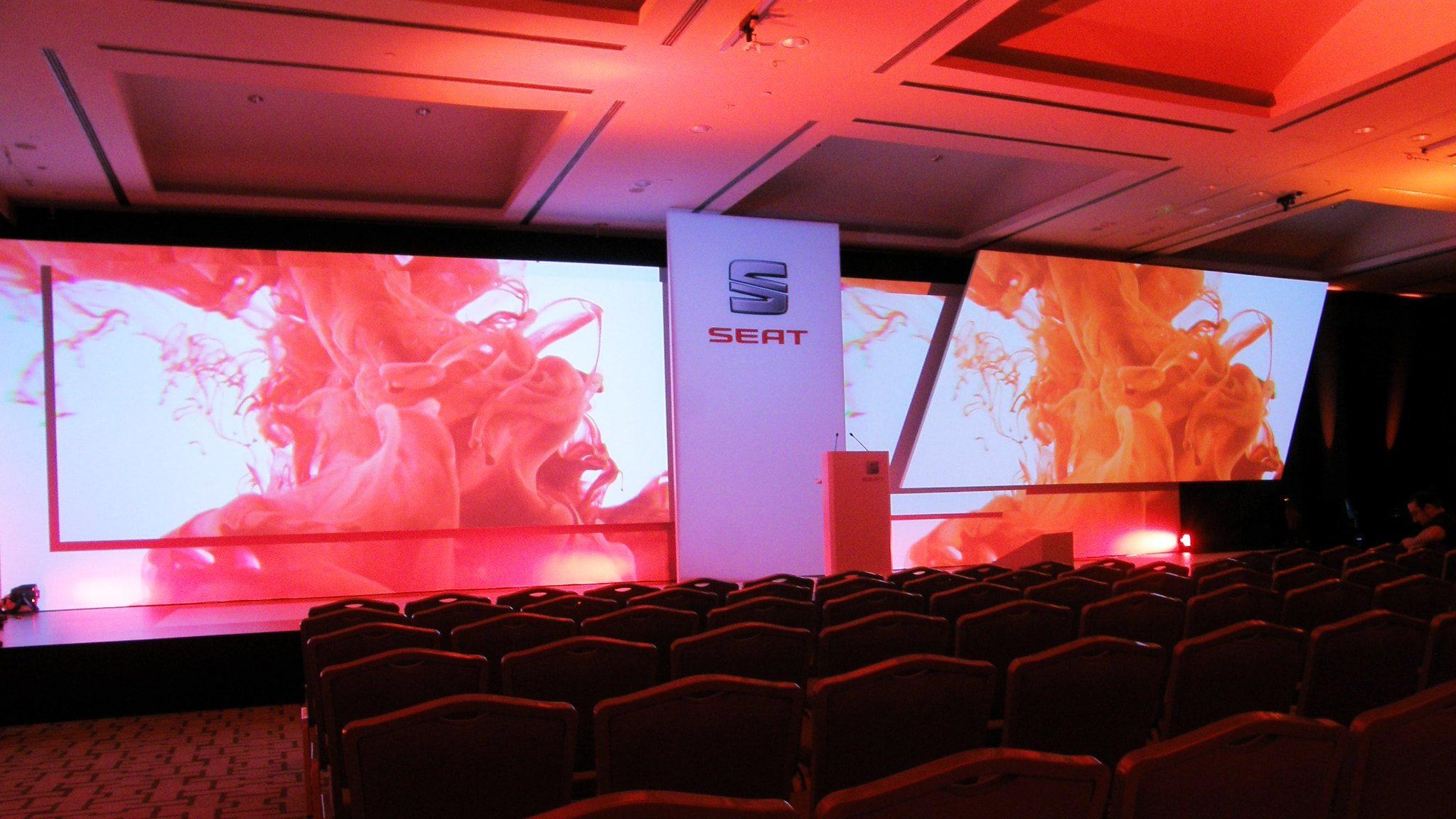 Stands / Eventos / Exposiciones / Seat BCN