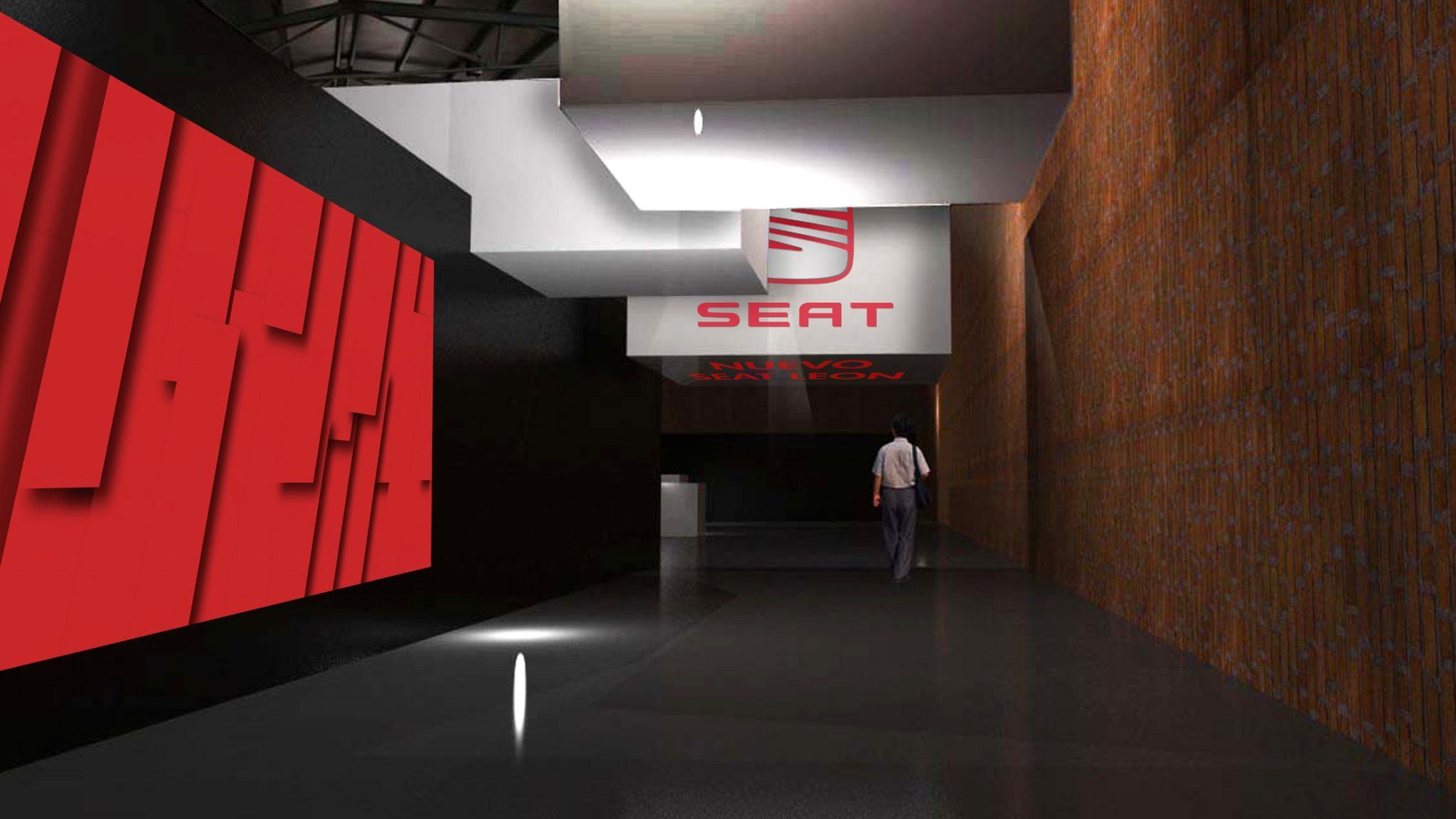 Stands / Eventos / Exposiciones / Seat Matadero 2